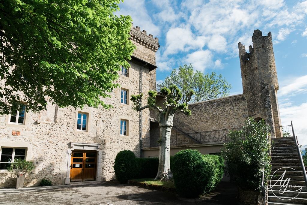 Château des Anges (St Just de Claix)