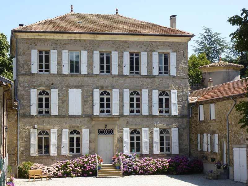 Domaine de Chavagnac (Lemps 07)