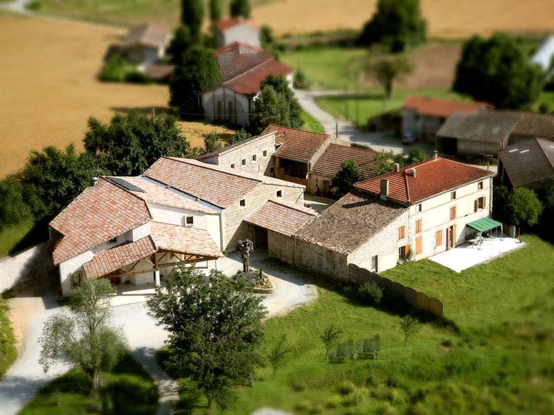 Le clos du Puit (Chateauneuf sur Isère)
