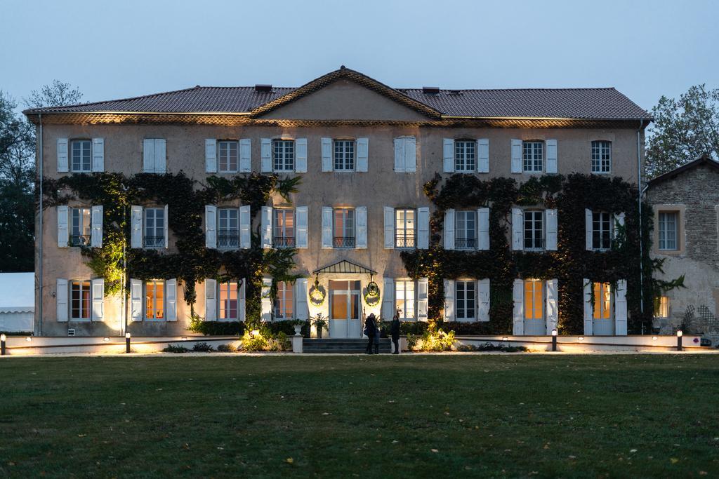 Château de Césarges (Maubec)